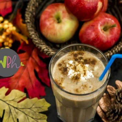 Paleo Apple Pie Smoothie Recipe