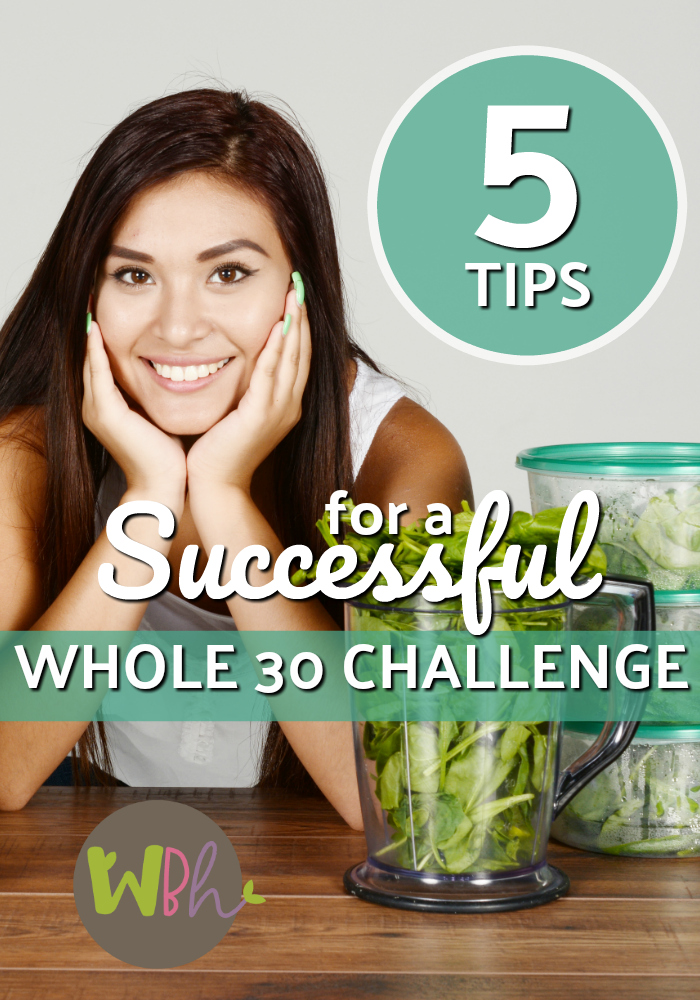 I'm sharing some tips and tricks for a successful Whole30 challenge. These are some of the things I discovered along the way that made the Whole30 Challenge a bit easier for me. #whole30 #whole30diet #whole30challenge