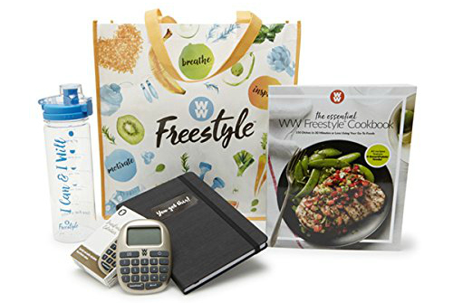 Weight Watchers Freestyle Member Make It Happen Kit #WeightWatchers #WW #WeightWatchersFreestyle #WWFreestyle