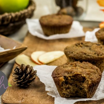 Paleo Apple Pie Muffins Recipe