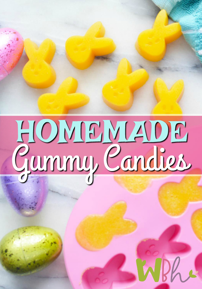 Most of us who are moms with a goal of increased health and wellness, also hope the same for our children. This simple recipe for homemade gummy candies can help you keep your kids on track. #DIY #homemade #homemadecandy #gummycandy #gummycandies #gummies