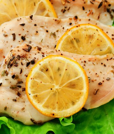Instant Pot Lemon Garlic Chicken Recipe (Whole30, Paleo)