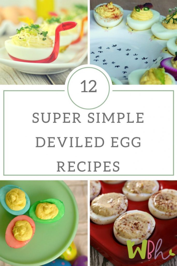 Some people prefer deviled egg recipes that are sweet. Some like 'em salty. And some like to live on the wild side with some heat or other unique toppings.  No matter what you prefer, there are some great deviled egg recipes out there that are sure to make your mouth happy.  Here are a few that should definitely be given a try! #recipes #deviledeggs #Easterrecipes #instantpotrecipes #paleorecipes #ketorecipes #whole30recipes