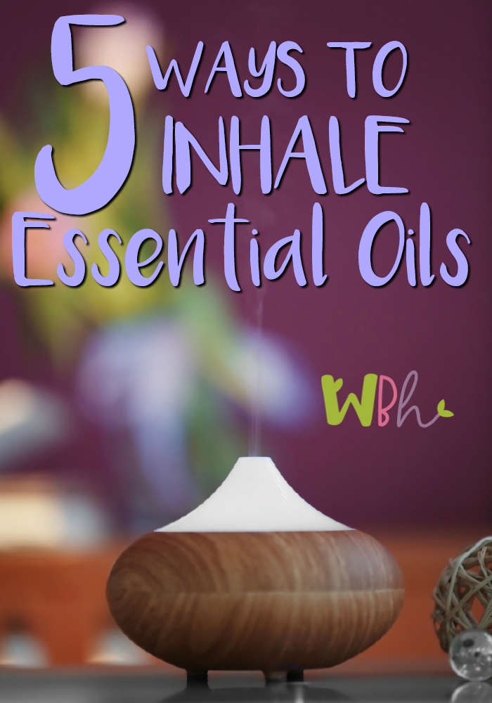 One of the most common ways essential oils are delivered is through inhalation. Inhaling essential oils is particularly effective for ailments such as sinus congestion, bronchial congestion, sore throats, coughs and colds, bronchitis and for flu symptoms due to the ability to deliver the oils directly to the nose and lungs. However, inhalation is a quick and safe way of getting the essential oil properties to other areas of your body as well. #aromatherapy #essentialoils #diffusers #wellness #wellnessbecomesher