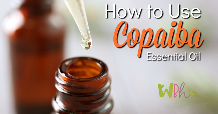 How to Use Copaiba Essential Oil - Wellness Becomes Her
