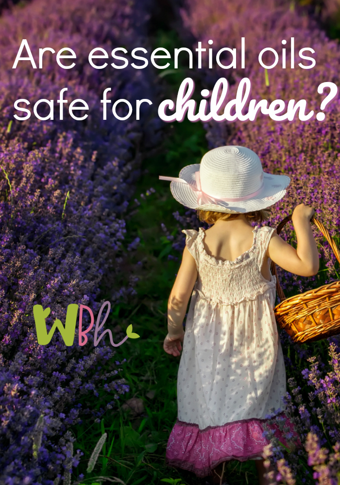 If you are considering using essential oils with your kids you may be wondering: is it safe? Many parents who have discovered the awesomeness of essential oils want to use them with their entire family, but they worry that it might not be safe for their children. They're all natural, right? So, is it okay to use with your kids? The short answer is yes and no. Many essential oils are safe to use with children if they are used in the correct way. #essentialoils #aromatherapy